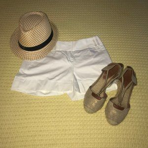 Express White Dress ShortsSz 00